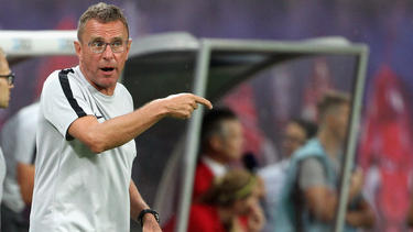 Leipzig-Trainer Rangnick ist für die Abschaffung der 50+1-Regel