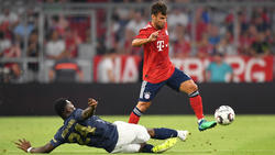 Bernat con el Bayern. (Foto: Getty)