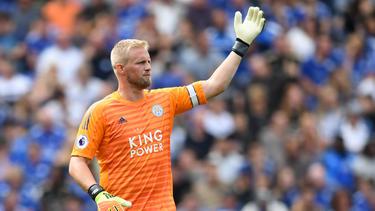 Kasper Schmeichel verlängert bis 2023 bei Leicester City