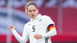 Fehlt den DFB-Frauen verletzungsbedingt: Babett Peter
