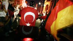 Die Türkei und Deutschland kämpfen um die EM 2024