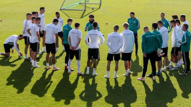 Die deutsche Nationalmannschaft ist in der Nations League gefordert