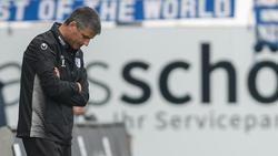 Jens Härtel ist nicht mehr Trainer des 1. FC Magdeburg