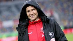 Oliver Fink bleibt bis 2020 bei der Fortuna
