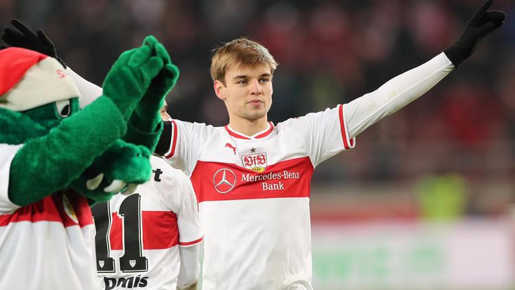 Borna Sosa ist unzufrieden beim VfB Stuttgart