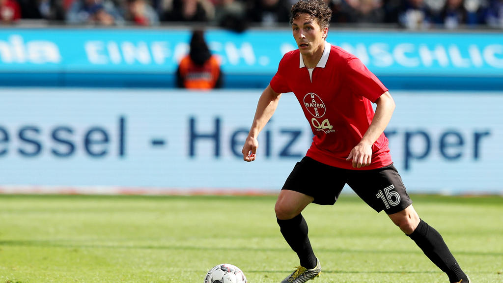 Julian Baumgartlinger kam 2016 aus Mainz zu Bayer Leverkusen