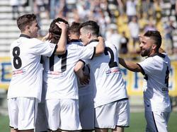 Parma Caldio 1913 ist zurück in der Serie B