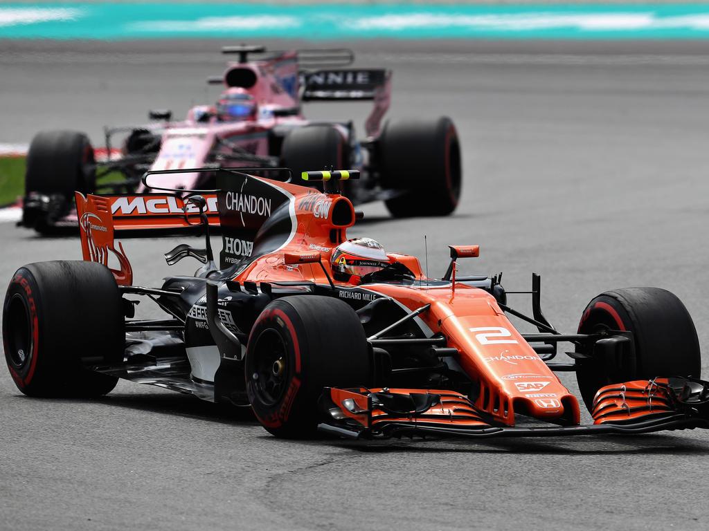 Stoffel Vandoorne zeigte seine bisher stärkste Leistung in der Formel 1