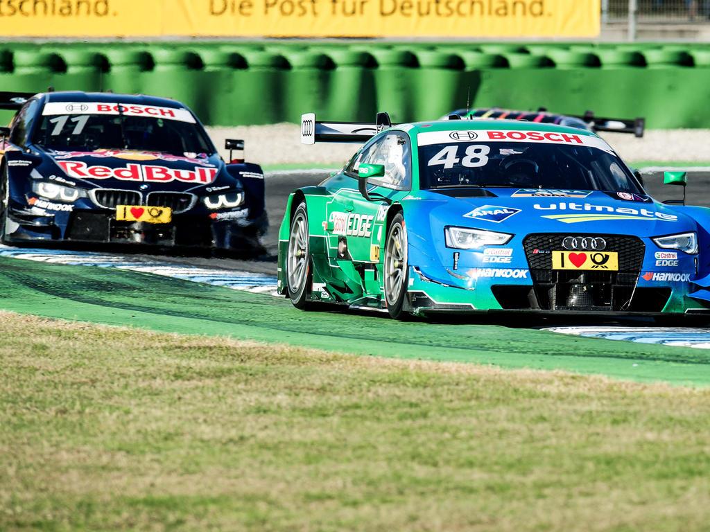 BMW und Audi werden auch 2019 unter dem neuen Regelwerk noch DTM fahren