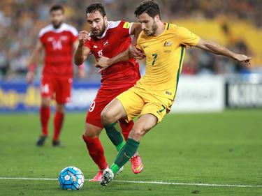Matthew Leckie wird in den Playoffs für Australien auflaufen