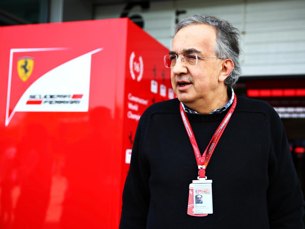 Ferrari-Boss Sergio Marchionne ist gespannt auf Projekt 669