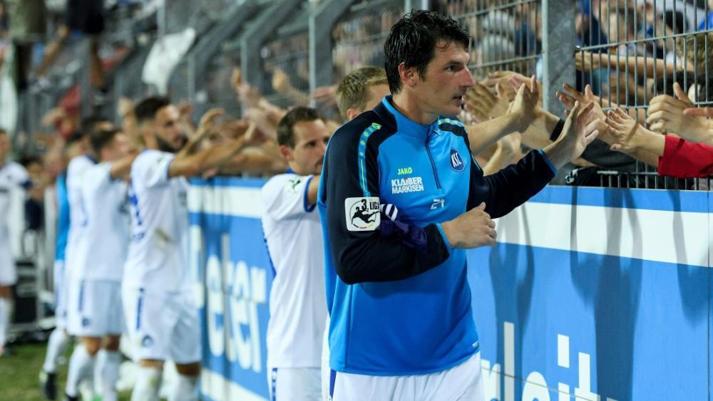 Stroh-Engel wechselt vom Karlsruher SC nach Unterhaching