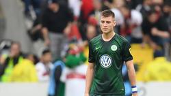 Robin Knoche spielt für den VfL Wolfsburg