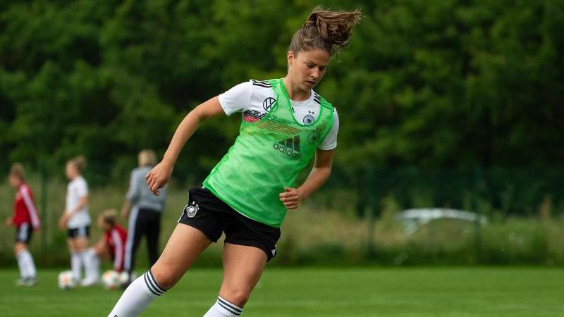 Das DFB-Team muss ohne Melanie Leupolz auskommen