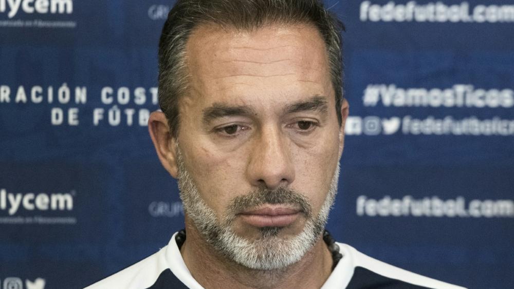Matosas trat als Nationaltrainer Costa Ricas zurück