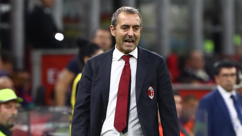 Marco Giampaolo muss seinen Stuhl räumen