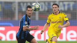 Der BVB musste sich Inter Mailand geschlagen geben