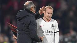 Sebastian Rode könnte Eintracht Frankfurt in Paderborn fehlen
