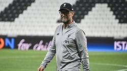 Jürgen Klopp trainiert seit 2015 in Liverpool