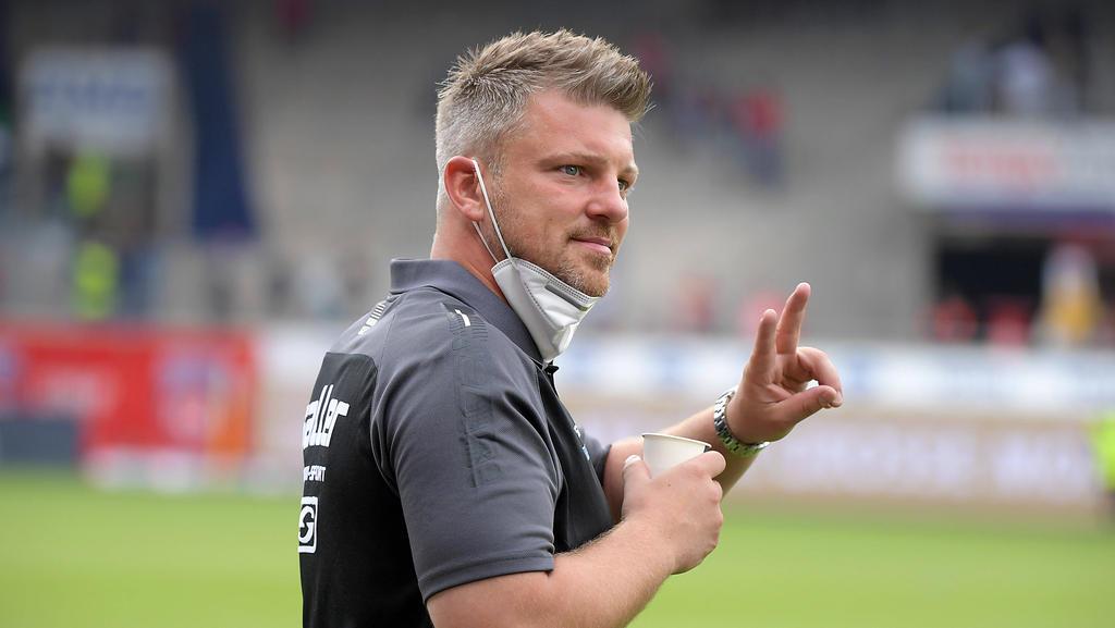Lukas Kwasniok trifft mit dem SC Paderborn auf Dynamo Dresden