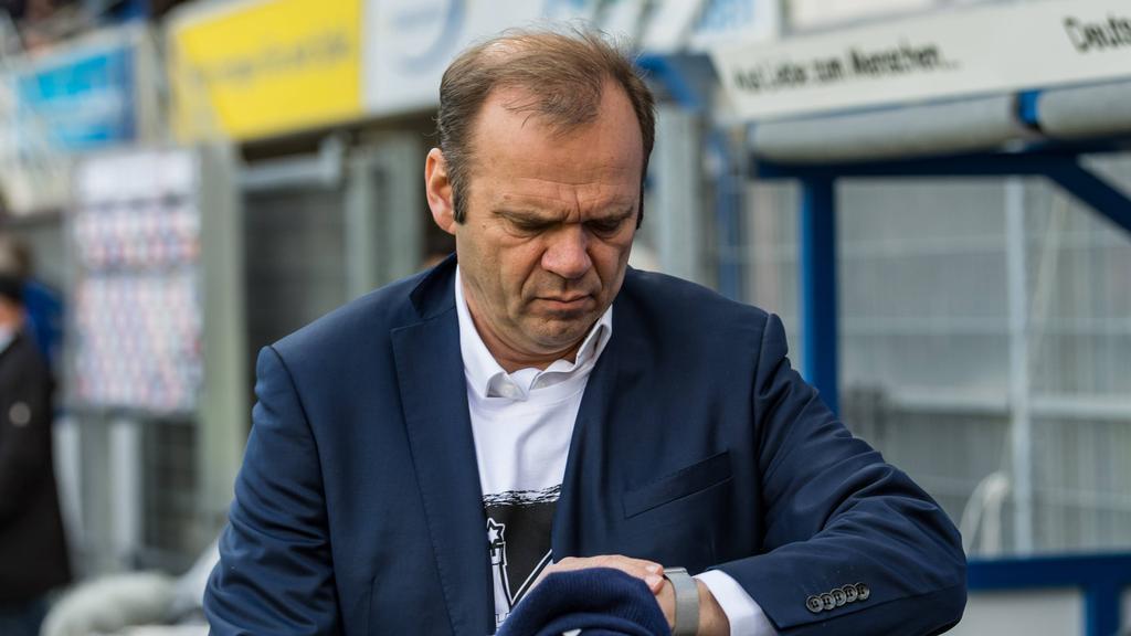 Bernd Hoffmann ist seit 2018 Chef beim HSV