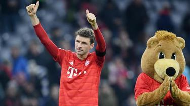 Thomas Müller könnte bei Olympia mitspielen