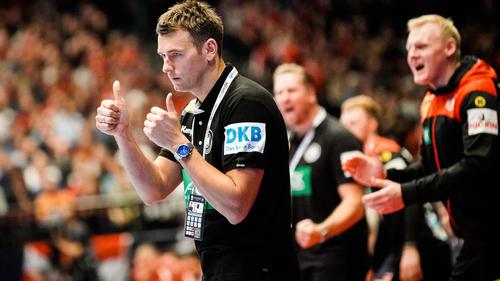 Christian Prokop bleibt Coach der deutschen Handball-Nationalmannschaft