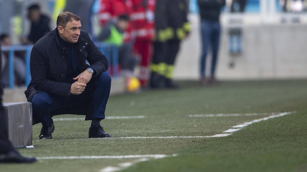 Leonardo Semplici wurde seines Trainer-Amtes enthoben