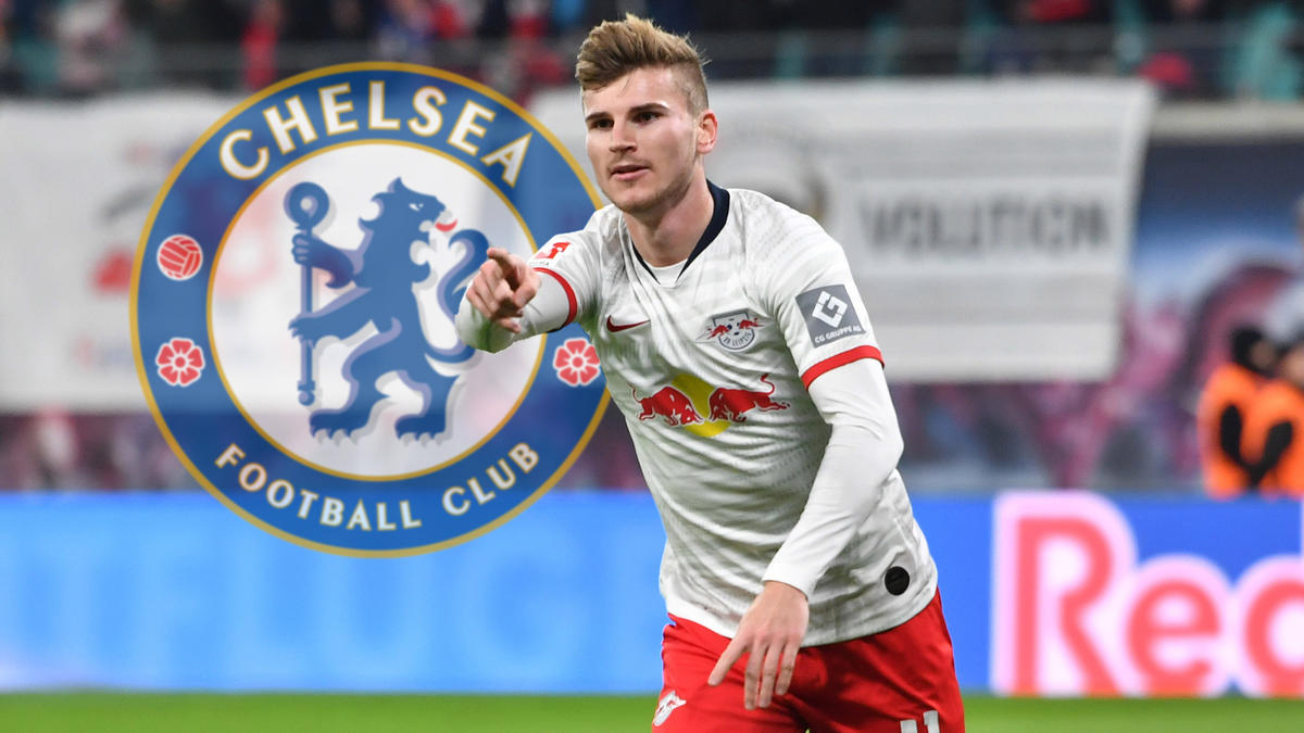 Wechselt von RB Leipzig zum FC Chelsea: Timo Werner
