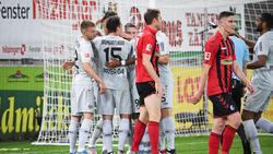Jubel bei Bayer Leverkusen
