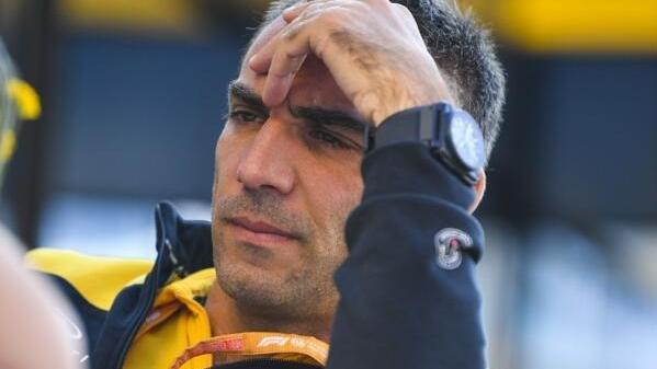 Cyril Abiteboul hofft, dass es keinen Coronafall geben wird