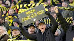Während der Corona-Pandemie war den Fans des BVB ein Stadionbesuch nicht möglich