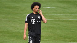 Kommt Leroy Sané für den FC Bayern gegen den FC Schalke 04 zum Einsatz?