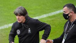 """Bundestrainer Joachim Löw steht vor einem """"Spagat"""" mit dem DFB-Team"""