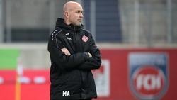 Wurde am Montag entlassen: Marco Antwerpen
