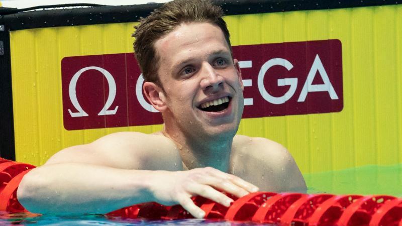 Lagenschwimmer Philip Heintz will in Tokio zum dritten Mal in seiner Karriere an Olympischen Spielen teilnehmen