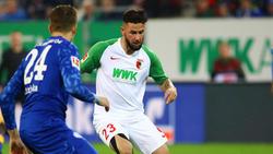 Marco Richter wird beim FC Schalke 04 gehandelt