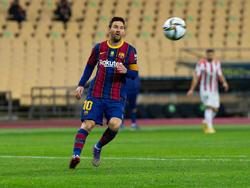 Messi se perderá los dos próximos compromisos.