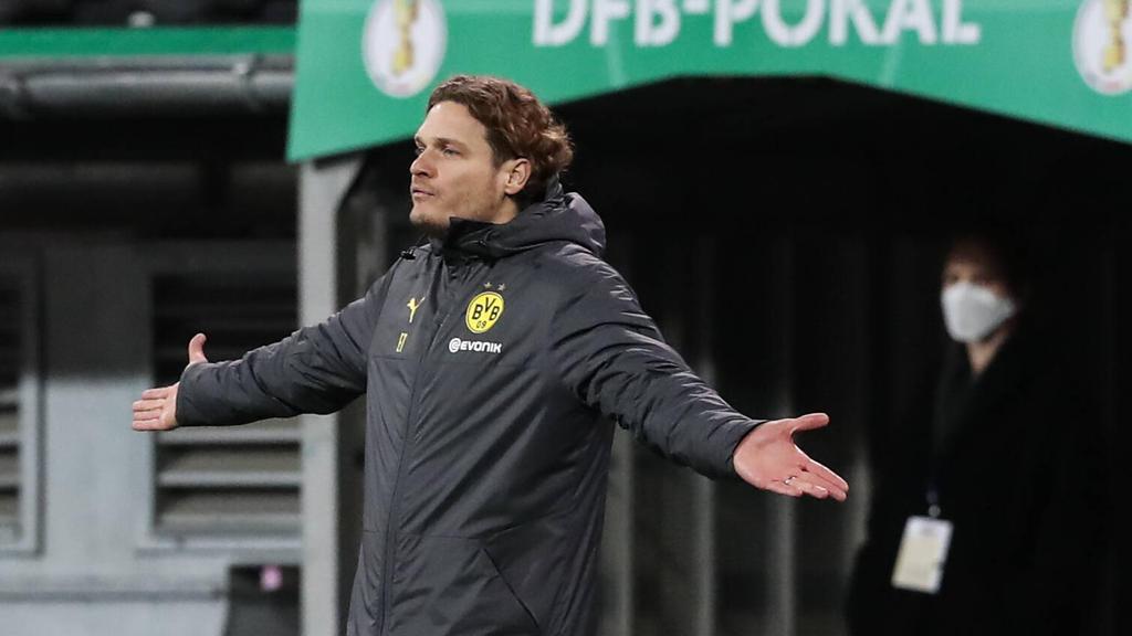 Terzic muss mit dem BVB im DFB-Pokal in Gladbach ran