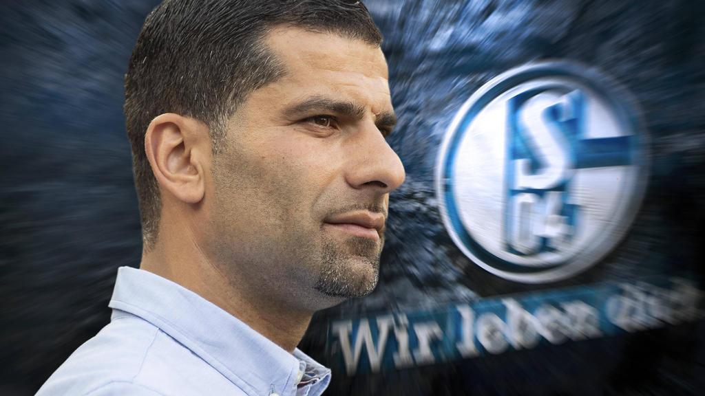 Dimitrios Grammozis wird beim FC Schalke 04 vorgestellt