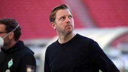 Florian Kohfeldt und seine Bremer treffen in diesem Monat zweimal auf RB Leipzig