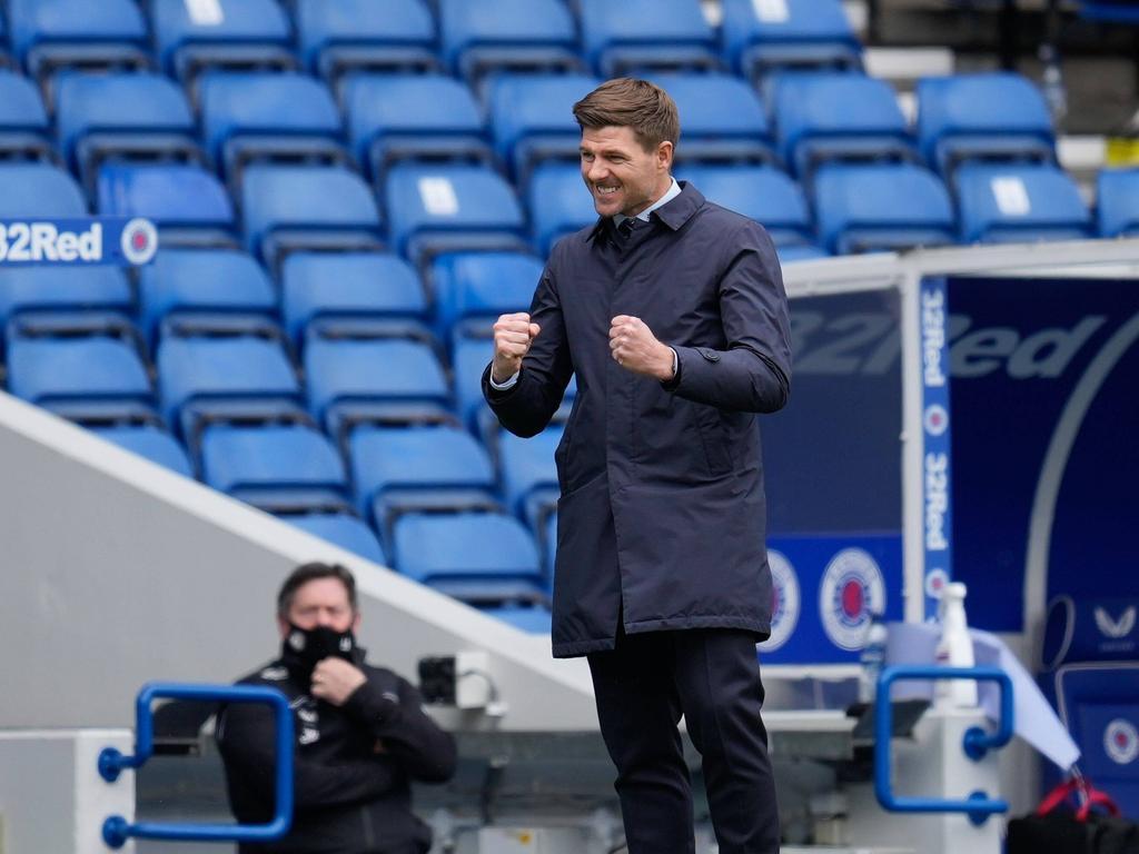 Steven Gerrard kann auch mal zuhören