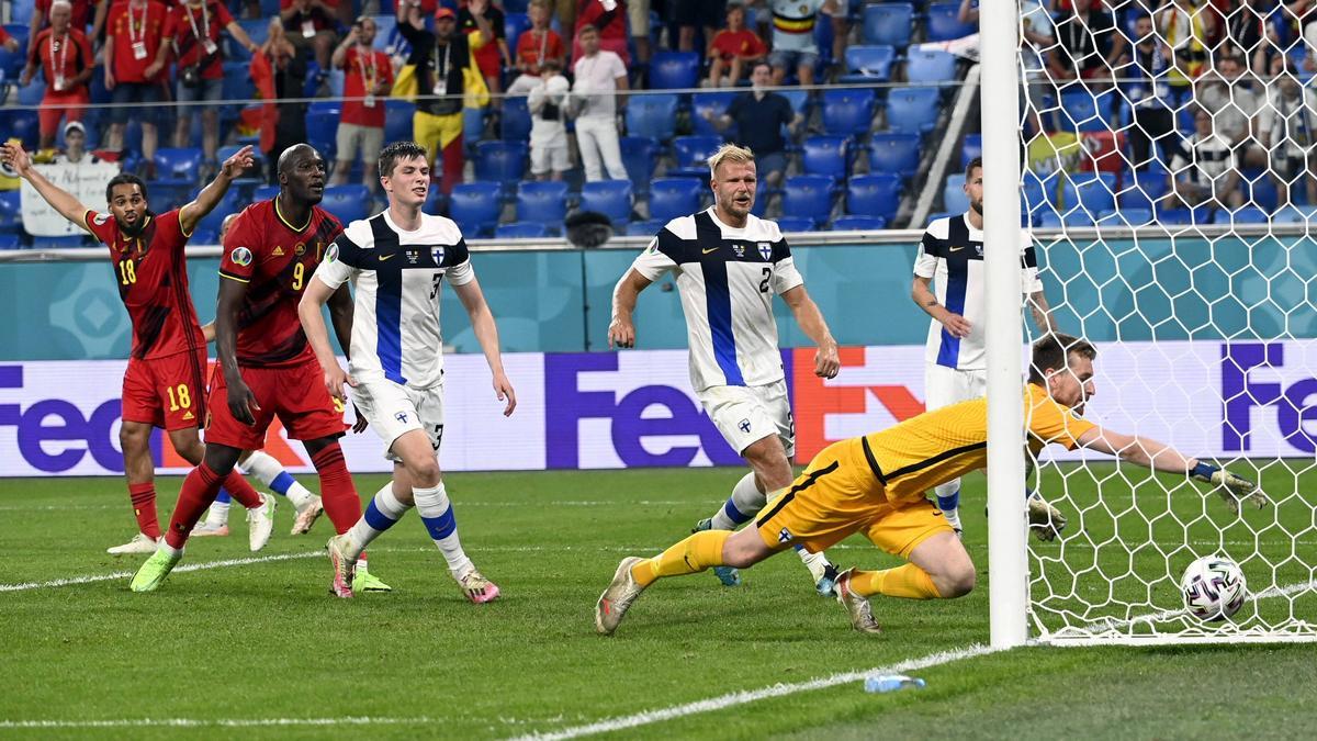 Belgien setzte sich mit 2:0 durch