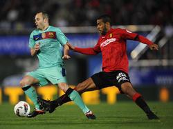 Primera División 2011/2012: RCD Mallorca vs. FC Barcelona