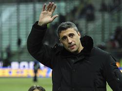 Hernán Crespo, exjugador argentino y actual entrenador. (Foto: Getty)