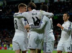 Der 22. Sieg in Folge für Real Madrid. Weltmeisterlich.
