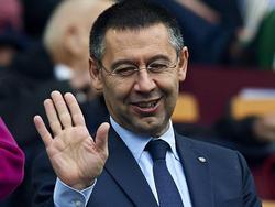 El presidente culé, Josep Bartomeu. (Foto: Imago)