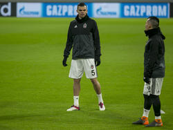 Droht gegen Bayern auszufallen: Pepe