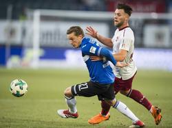 Bielefeld kletterte vorerst auf den vierten Tabellenplatz
