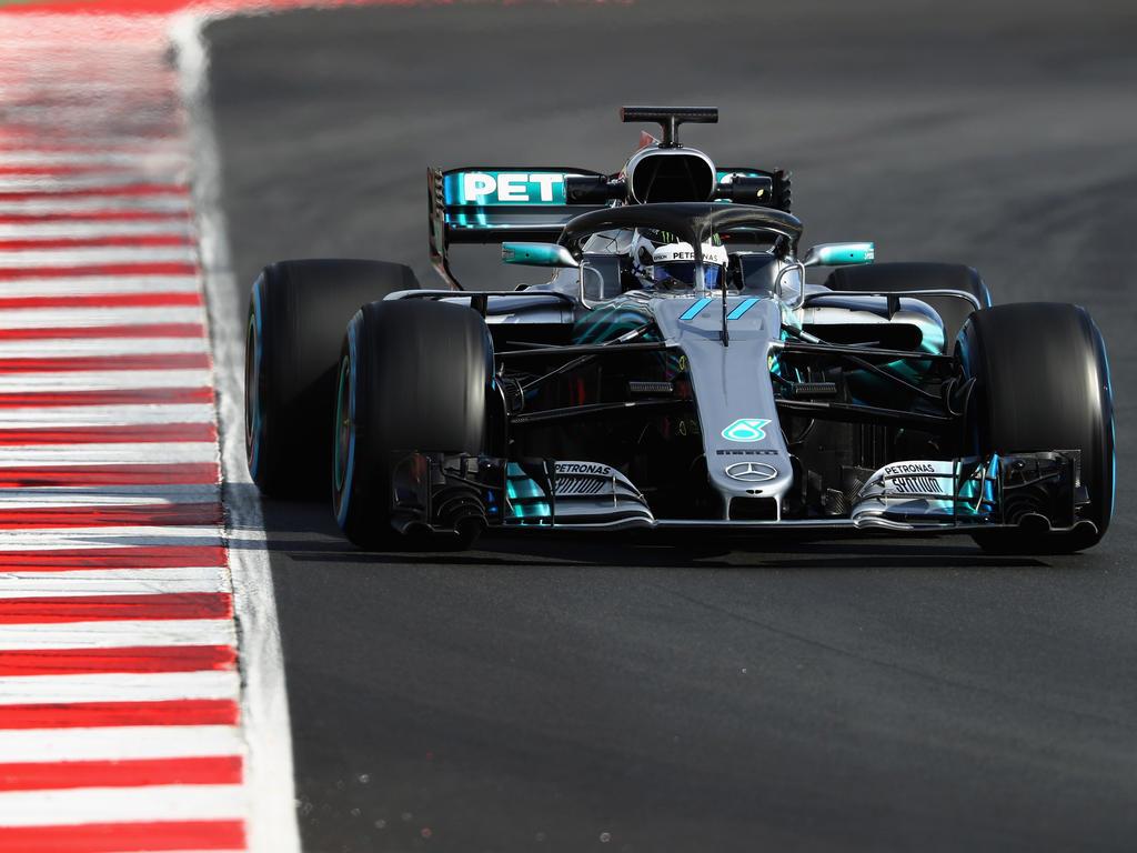 Valtteri Bottas freut sich auf seine zweite Mercedes-Saison